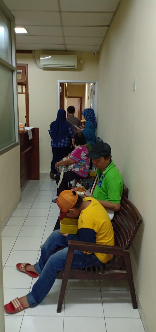 Medical Check up Departemen Gizi FKUI - Makmal Diagnostik (1)