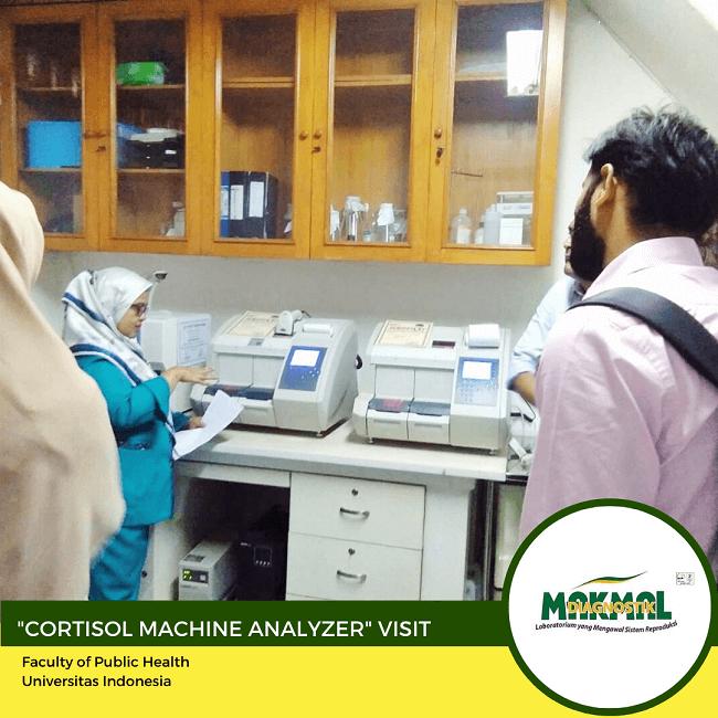 Kunjungan FKM UI - Makmal Diagnostik (2)